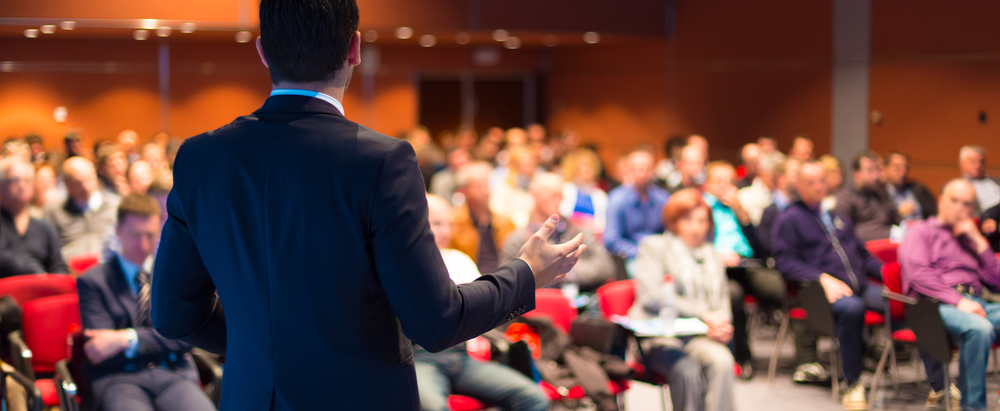 Speaking at a conference? Here's what NOT to do!