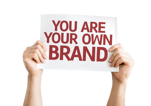 You are you own brand
