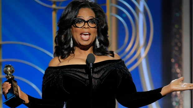 5 Tips From Oprah's Golden Globe Speech You Can Apply In Your Next Presentation